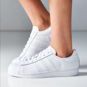 Adidas Original Snakeskin Superstar Sneaker